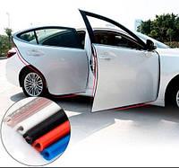 Лента для защиты кромки автомобильной двери от сколов и царапин длинна 5 метров