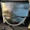Женская кожаная сумка черная реплика Селин Топ продаж кожаные сумки женские