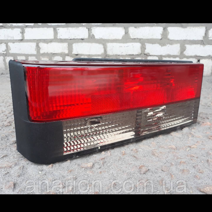 """Задние фонари на ВАЗ 2109 """"Хрусталь"""" №3 тонированные."""