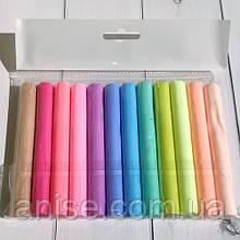 Полимерная глина Lema Pastel Набор 12 цветов / Полімерна глина Lema Pastel Набір 12 кольорів