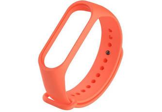 Оригінальний ремінець для фітнес-браслета Xiaomi Mi Band 3/ Mi Band 4, Orange