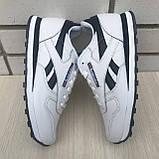 Кроссовки белые  Reebok Classic  Р 39, фото 2
