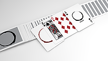 Карты игральные | Ring Playing Cards by Galaxy Playing Card, фото 2