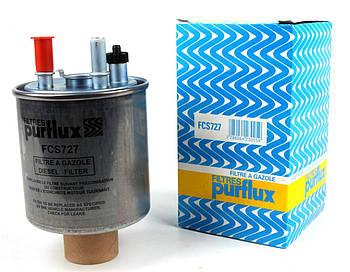Фильтр топливный Renault Kangoo 1.5dCi 08- (FCS727) PURFLUX