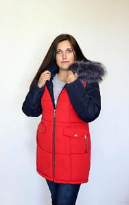 Модная женская верхняя одежда от 42 до 58 размера
