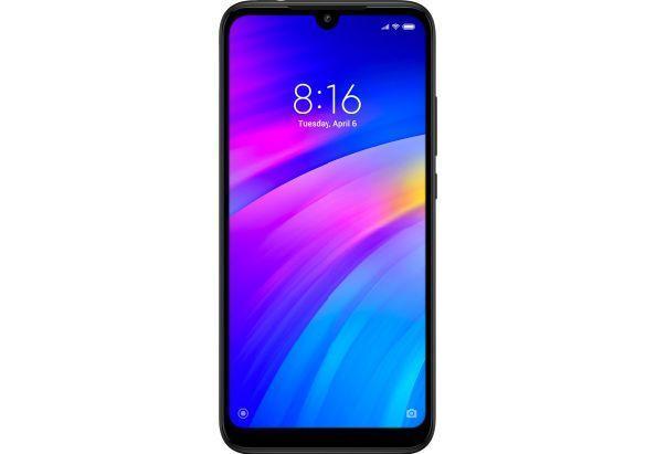 Смартфон із потужною батареєю і подвійною камерою з распознованием особи з 4G 3/64Gb Xiaomi Redmi 7