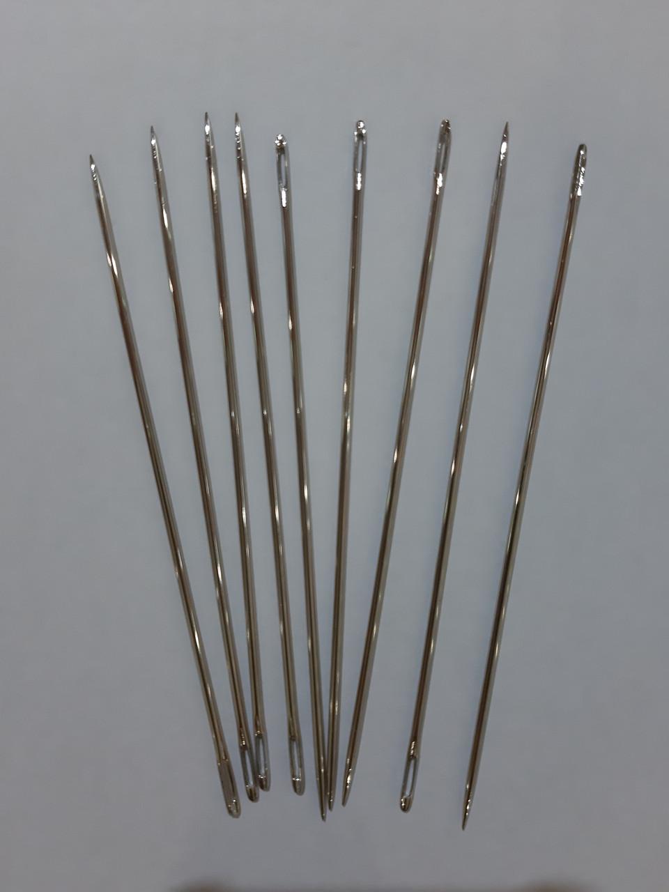 Иглы ручные цыганские 5/127 мм