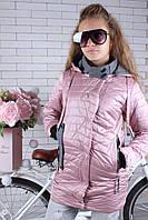 """Куртка подростковая демисезонная с капюшоном, на девочку 134-158 см (2цв) """"AMD"""" недорого от прямого поставщика"""