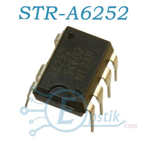 STR-A6252,  ШИМ контроллер, DIP7