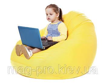 Бескаркасное кресло-груша Oxford (брезент) S (90/60/60) улучшенный