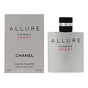 Chanel allure homme sport cologne (edc 100 ml), фото 2