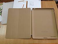 Оригинальный чехол-книжка для  ipad 2/3/4 Smart Case(полный) золотой