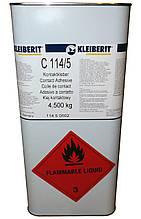Клейберит 114/5 контактный клей на каучуковой основе (4,5 кг)