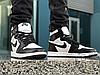 Мужские кроссовки Air Jordan 1 Retro High Twist Black White CD0461-007, фото 5