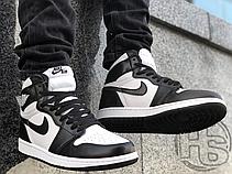 Мужские кроссовки Air Jordan 1 Retro High Twist Black White CD0461-007, фото 3