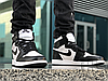 Мужские кроссовки Air Jordan 1 Retro High Twist Black White CD0461-007, фото 2