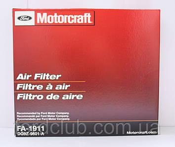 Фильтр воздушный Ford Fusion USA 2,0 hybrid; Motorcraft FA1911