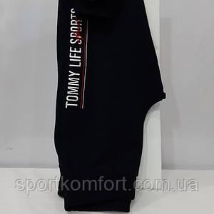 Жіночі спортивні штанці, Туреччина, TOMMY LIFE, чорні.