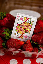 Карты игральные | 🍓 Snackers 🍓 Playing Cards by Riffle Shuffle, фото 2