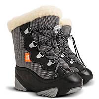 Сноубутсы  Demar SNOW MAR черные р 24/25 16 см, фото 1