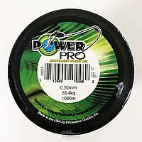Шнур Power Pro 1000m 0.25-0.50mm