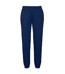 Чоловічі спортивні штани темно-сині 026-32