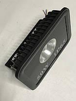 Светодиодный линзованый прожектор SL-50Lens 50W зеленый IP65 Код.59153, фото 2