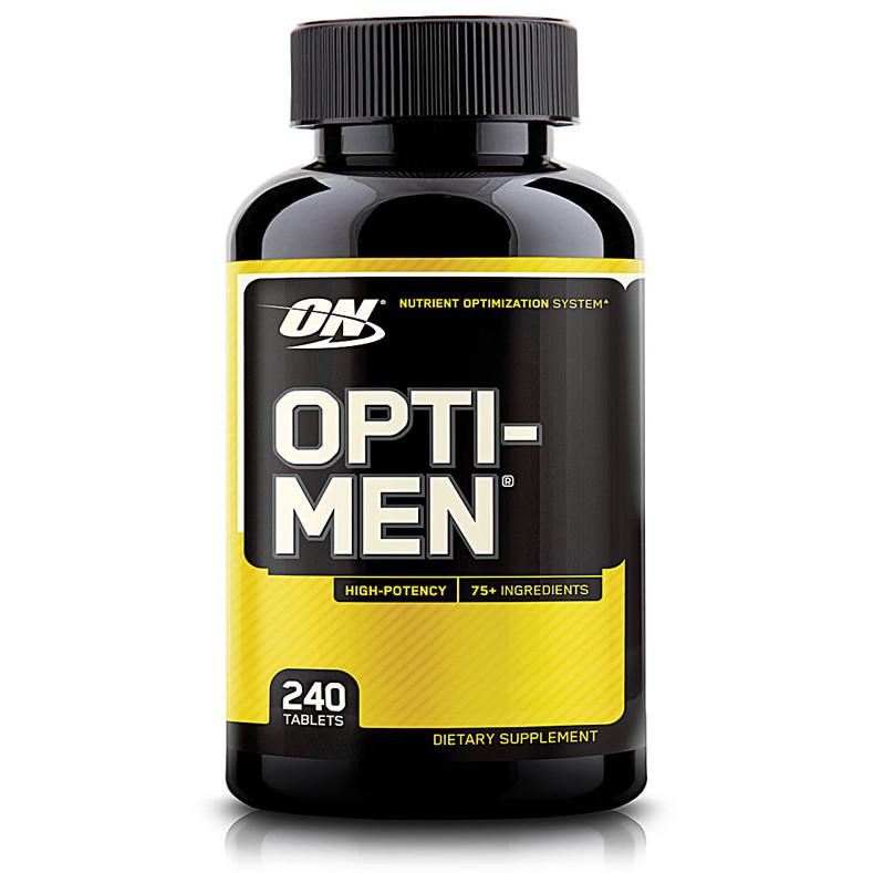 Optimum Nutrition Opti men 240 caps