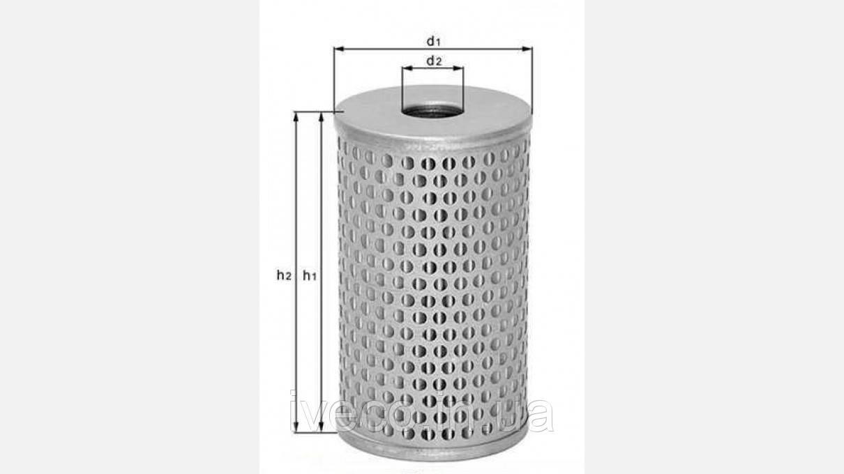 TE4001 Фильтр гидроусилителя DAF MAN MB RVI VOLVO