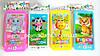 Детские мобильные телефоны,светятся глазки,музыка (игрушечный телефон,телефончики)