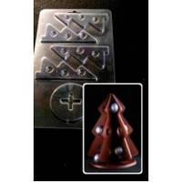 Пластиковая форма для шоколада  Елка