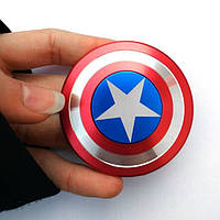 "Спиннер ""Капитан Америка"" fidget spinner Captain America"