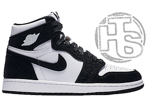 Мужские кроссовки Air Jordan 1 Retro High Twist Black White CD0461-007