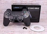 Беспроводной джойстик (геймпад) для компьютера PC GAME WORLD