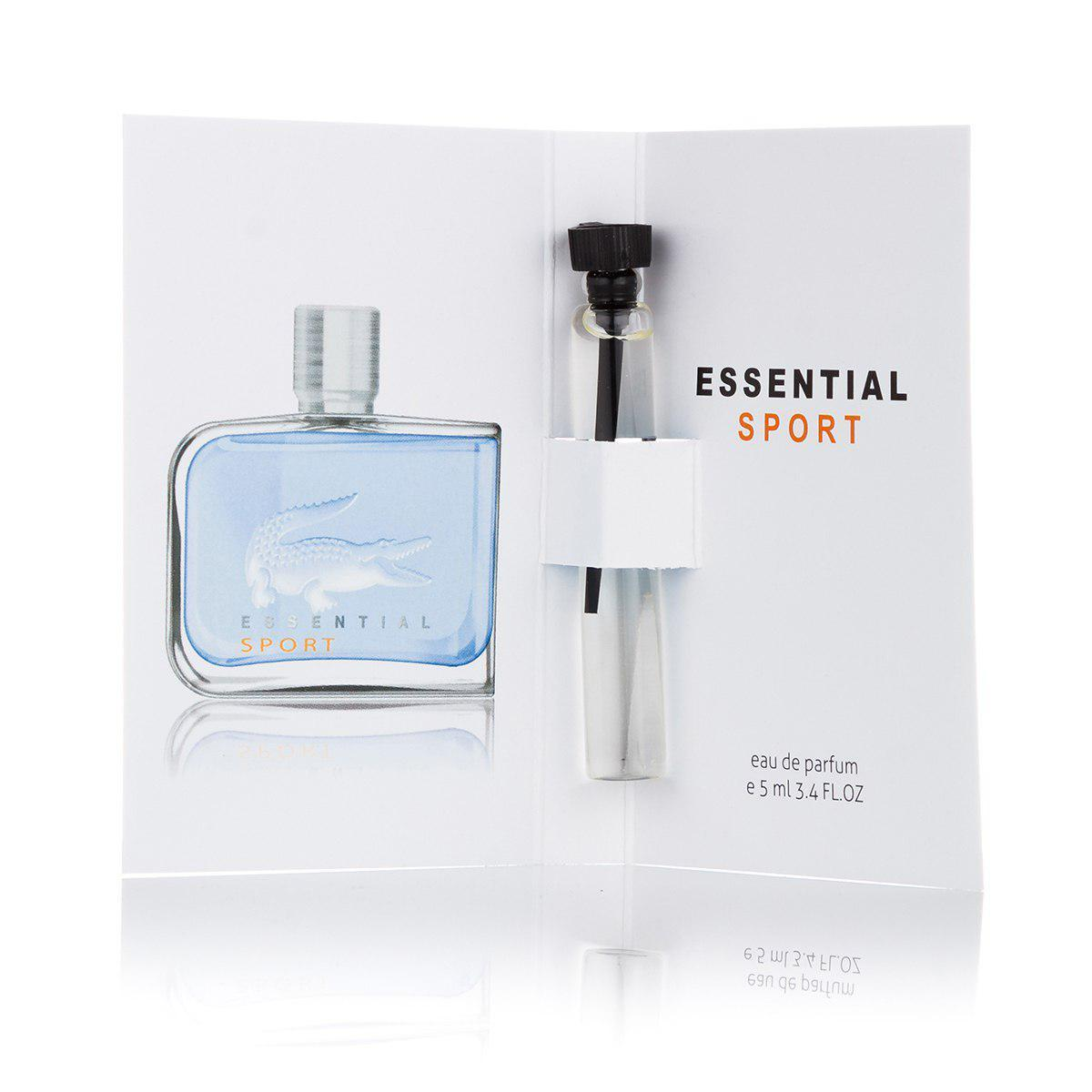 Мужская туалетная вода (пробник) Lacoste Essential Sport - 5 мл