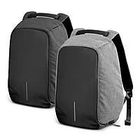 Рюкзак Антивор XD Design Bobby серый, черный опт и розница