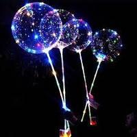 Шарики светящиеся, кульки світлодіодні