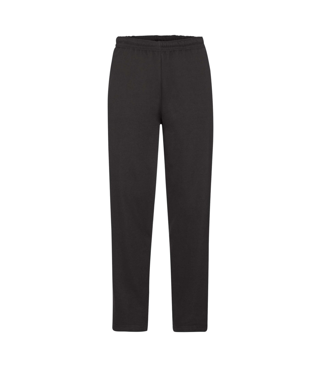 Мужские легкие спортивные брюки черные 038-36