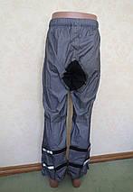 Легкие трекинговые штаны ТСМ (M) непромокаемые, фото 3