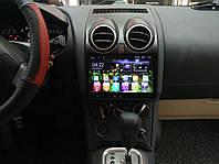 Штатная магнитола Nissan Qashqai 2008-2015г.на базе Android 8.1 Экран 9 дюймов Память 2/32 Гб