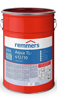 Водний лак паркетний Remmers TL-412-Treppenlack