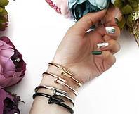 Женский браслет гвоздь, фото 1