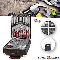 Набор инструментов Swiss Kraft 409 pcs