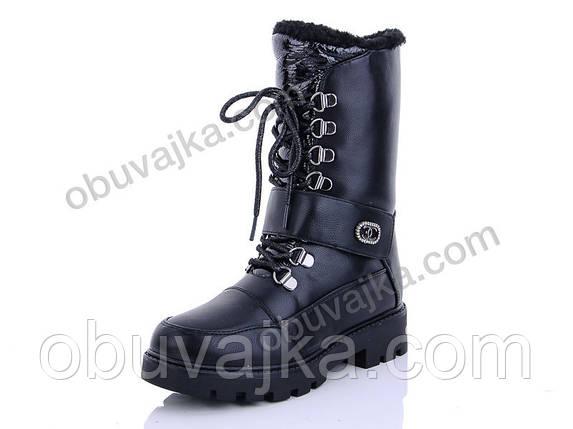 Зимняя обувь  Ботинки для девочек от фирмы GFB(Канарейка)(32-37), фото 2