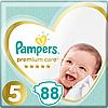 Підгузники дитячі Pampers Premium Care Dry Max Junior 5 (11-25 кг) Mega Pack 88 шт