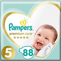 Підгузники Pampers Premium Care Dry Max Junior 5 (11-25 кг) Mega Pack 88 шт, фото 1