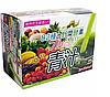 Аудзиру - молоді листя ячменю, 82 виду рослинних ферментів фруктового соку і молочно-кислі бактерії 25шт