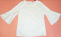 Нарядная блузка для девочки рост 146. 152.158.164 см, фото 1