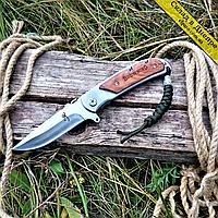 Нож туристический складной Browning 215-GT c темляком.Эксклюзив