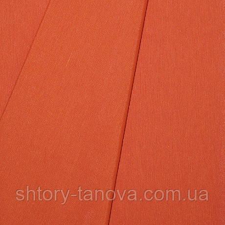 Ткань для штор натуральная лонетта охра